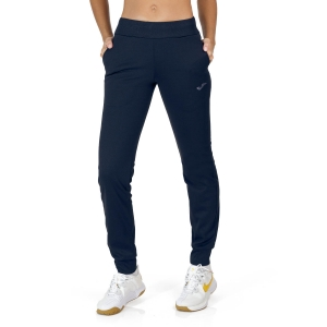 Women's Tennis Pants and Tights Joma Mare Pants  Navy 900016.300