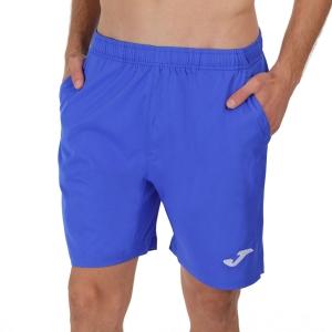 Men's Tennis Shorts Joma Master 8in Shorts  Royal 100186.726