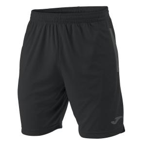 Pantalones Cortos  y Pantalones Boy Joma Miami 5in Shorts Nino  Black 100785.100