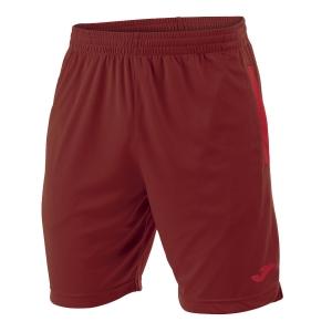 Pantalones Cortos  y Pantalones Boy Joma Miami 5in Shorts Nino  Red 100785.600