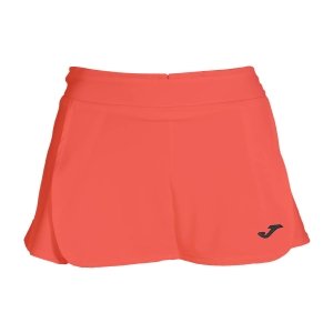 Gonne e Pantaloncini Girl Joma Open II Gonna Bambina  Dark Orange Fluor 900759.040