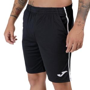 Pantaloncini Tennis Uomo Joma Drive II 7in Pantaloncini  Black/White 102252.102