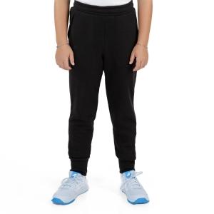 Pantalones Cortos  y Pantalones Boy Joma Panteon II Pantalones Nino  Black 101675.100