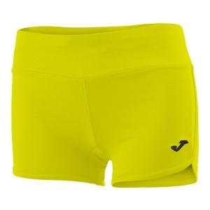 Gonne e Pantaloncini Girl Joma Stella Ii 2in Pantaloncini Bambina  Yellow 900463.900