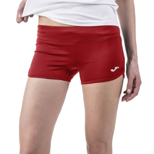 Gonne e Pantaloncini Tennis Joma Stella II 3in Pantaloncini  Red 900463.600
