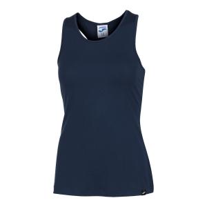 Top and Shirts Girl Joma Girls Torneo Logo Tank  Dark Navy 901322.331