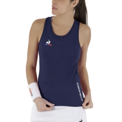 Le Coq Sportif Match Tank - Dress Blues
