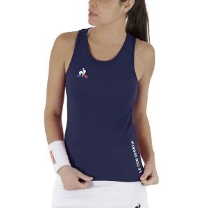 Top de Tenis Mujer Le Coq Sportif Match Top  Dress Blues 2020712