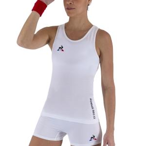 Top de Tenis Mujer Le Coq Sportif Match Top  New Optical White 2020713