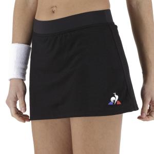 Faldas y Shorts Le Coq Sportif Match Falda  Black 2120576