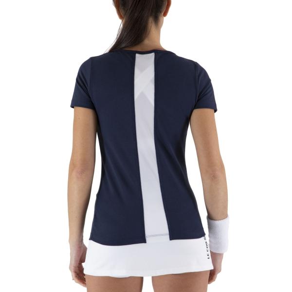Le Coq Sportif Match T-Shirt - Dress Blues