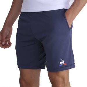 Men's Tennis Shorts Le Coq Sportif Match 9in Shorts  Dress Blues 1821546