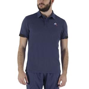 Polo Tenis Hombre Le Coq Sportif Match Polo  Dress Blues 2021085