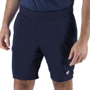 Men's Tennis Shorts Le Coq Sportif Performance Pro 9in Shorts  Sky Captain 2110721
