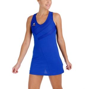 Vestito da Tennis Le Coq Sportif Performance Pro Vestito  Bleu Electro 2120947