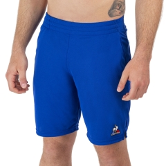 Le Coq Sportif Performance Pro Classic 9in Shorts - Blue Electro