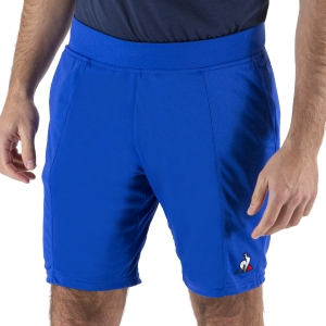 Men's Tennis Shorts Le Coq Sportif Performance Pro 9in Shorts  Cobalt 2011388
