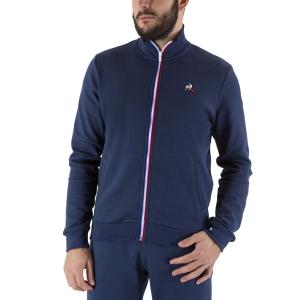 Men's Tennis Shirts and Hoodies Le Coq Sportif Sportstyle Sweatshirt  Dress Blues 1922093