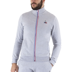 Men's Tennis Shirts and Hoodies Le Coq Sportif Sportstyle Sweatshirt  Gris Chine Clair 1922092