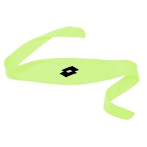 Fasce Tennis Lotto Logo Fascia  Yellow Neon 2161551D2
