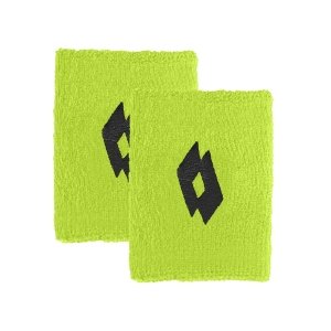 Polsini Tennis Lotto Logo Small Polsini  Yellow Neon 2171091D2
