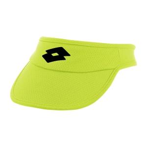 Gorras de Tenis Lotto Logo Visera  Yellow Neon L520711D2
