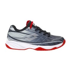 Lotto Mirage 300 All Round Boys - All Black/All White/Flame Red