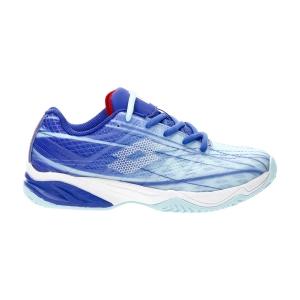 Scarpe Tennis Junior Lotto Mirage 300 All Round Bambino  Clearwater/All White/Amparo Blue 21074687W