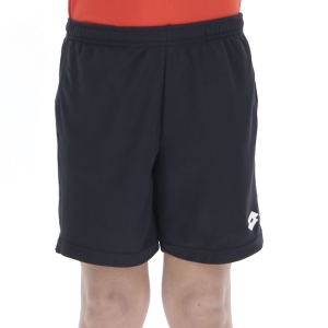 Pantaloncini e Pants Tennis Boy Lotto Squadra II 5in Pantaloncini Bambino  All Black 2154631CL