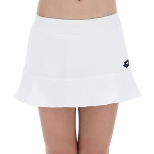 Gonne e Pantaloncini Girl Lotto Squadra II Gonna Bambina  Bright White 2154440F1