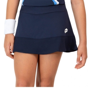 Gonne e Pantaloncini Girl Lotto Squadra II Gonna Bambina  Navy Blue 2154441CI