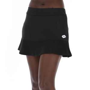 Shorts and Skirts Girl Lotto Squadra II Skirt  All Black 2154351CL