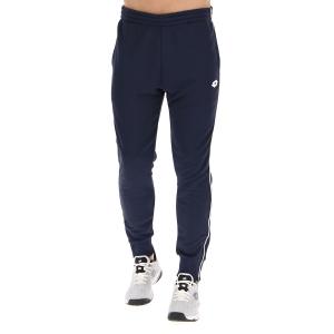 Pantalones y Tights Tenis Hombre Lotto Squadra II Pantalones  Navy Blue 2154581CI
