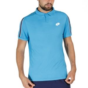 Polo Tenis Hombre Lotto Squadra II Polo  Blue Bay 2154547F3