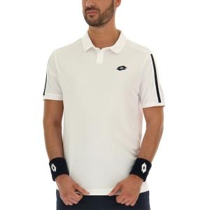 Men's Tennis Polo Lotto Squadra II Polo  Bright White 2154540F1