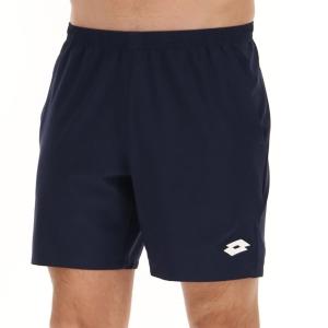 Men's Tennis Shorts Lotto Top Ten 7in Shorts  Navy Blue 2142071CI