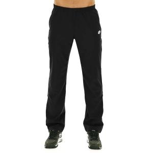 Pantalones y Tights Tenis Hombre Lotto Tech Pantalones  All Black 2103721CL