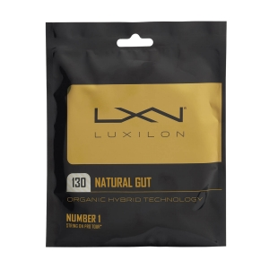 Natural Gut String Luxilon Natural Gut 1.30 WRZ949130