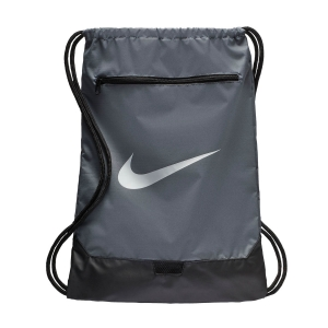 Tennis Bag Nike Brasilia Sackpack  Flint Grey/White BA5953026