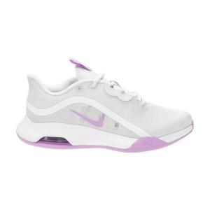 Scarpe Tennis Donna Nike Air Max Volley Clay  Photon Dust/Fuchsia Glow/White CV0851033