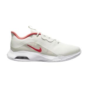 Calzado Tenis Mujer Nike Air Max Volley  Light Bone/Lobster/White CU4275004