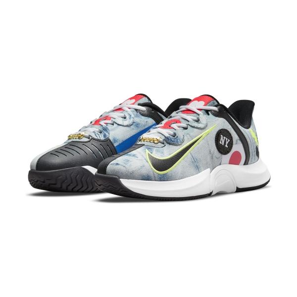 Nike Air Zoom GP Turbo HC Osaka - White/Black/Bright Crimson