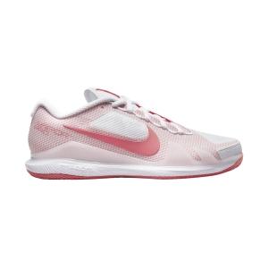 Scarpe Tennis Donna Nike Air Zoom Vapor Pro Clay  White/Pink Salt CZ0221106