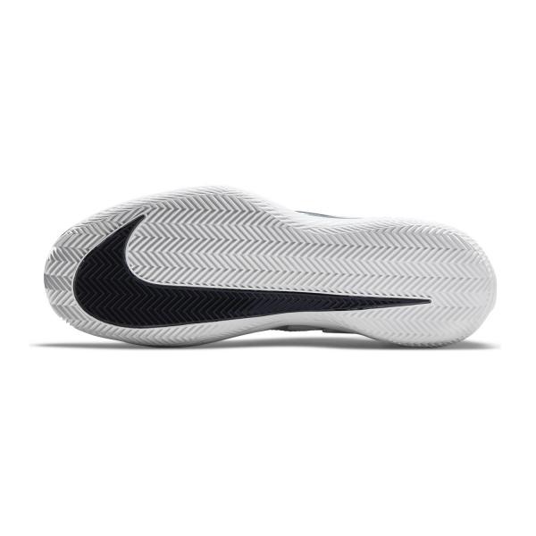 Nike Court Air Zoom Vapor Pro Clay - Pure Platinum/Obsidian White