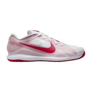 Men`s Tennis Shoes Nike Court Air Zoom Vapor Pro Clay  White/University Red CZ0219177