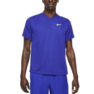 Men's Tennis Polo Nike Blade Polo  Concord/White CW6288471