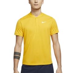 Nike Blade Polo - University Gold/White