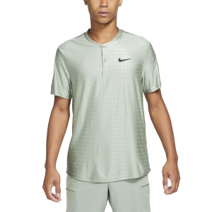 Men's Tennis Polo Nike Breathe Advantage Polo  Jade Smoke/Black CV2499357