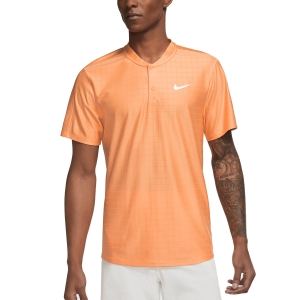 Polo Tenis Hombre Nike Breathe Advantage Polo  Peach Cream/White CV2499811