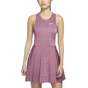 Tennis Dress Nike Court Advance Logo Dress  Elemental Pink/White CV4692698